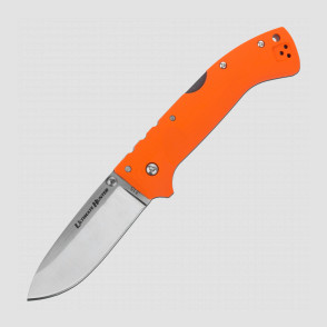 Нож складной Ultimate Hunter, Carpenter CTS XHP Alloy, Blaze Orange G-10 Handle, COLD STEEL, США,